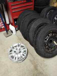 Snow Tires Dodge Grand Caravan