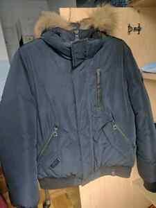 Manteau d'hiver rudsak stephan winter jacket navy blue