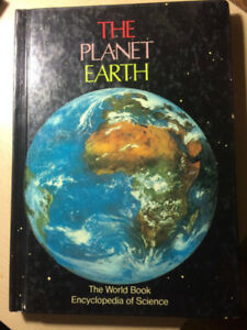 The Planet Earth - The World Book Encyclopedia of Science