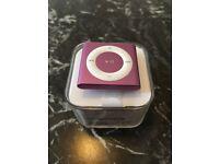 iPod 4th generation shuffle 2GB in Purple