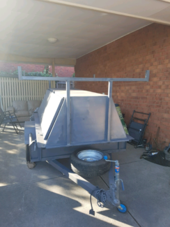 Tradesmans trailer Meadow Heights Hume Area Preview