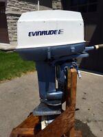 20 hp Evinrude Outboard