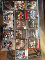 Jeux ps3,ps4,xbox one