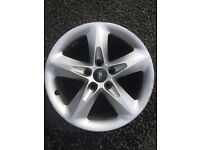 2 x Ford Focus Zetec Alloy Wheels