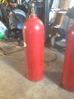 C02 cylinder
