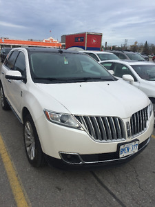 2011 Lincoln MKX SUV LIMITED EDITION
