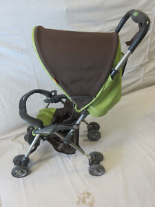 Combi - flare - fold and go stroller