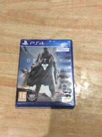 Destiny PS4 game: in very good condition collections from gosport: