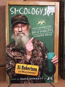 Duck Dynasty Books and Bobblehead