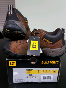 CAT Safety Boots Size 9