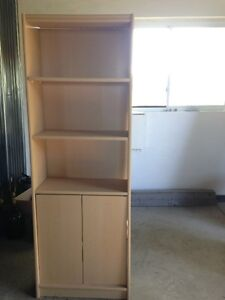 Bookcase & Shelving - Like New Condition (Paid $318)