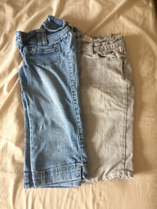 Jeans legging et pantalon 3/4