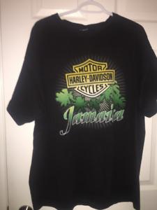 Harley Davidson Jamaica Tee