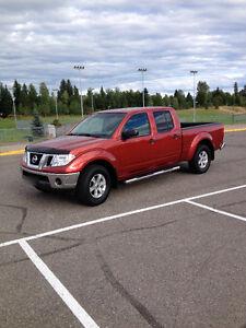 2012 Nissan Frontier Pickup Truck 4x4