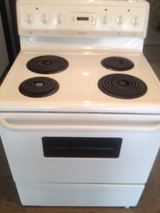 Used Ranges,stoves white stainless black almond Saskatoon