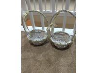 Confetti baskets- wedding