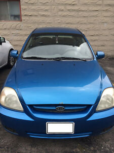 2003 Kia Rio Sedan for parts or fix MUST be picked up by Friday