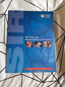 Livre cégep - SIR pour les dispensateurs de soins