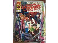 The Amazing Spiderman comics X2 vgc £10 marvel comics
