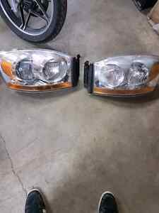 2006 to 2009 ram headlights ò