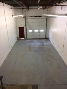 Small Warehouse Bay Available NE Calgary