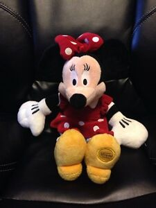 Minnie Mouse Disney Store Exclusive
