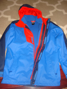 Boy's Winter Jacket, size XL