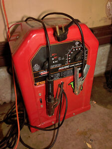 Lincoln Tombstone AC/DC 225/125 Stick Welder