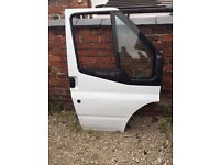 Ford transit drivers door