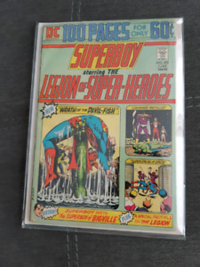 Superboy #202, 1974 (100 page Giant)