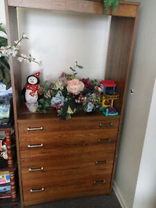wooden wardrobes/bookcase/cabinet Kitchener / Waterloo Kitchener Area image 2