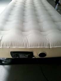 Portable Inflatable EZ Bed as see on tv.