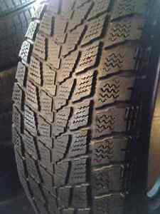 Set Of 2 Toyo Winter tires   215/65/16