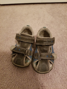 Sandals - Grey and Blue Toddler size 5