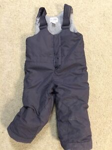 Children's place 18-24m snow pants