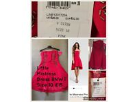 Little Mistress Dress Size 10
