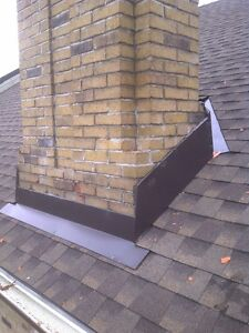 """Seamless 5"""" Eavestrough by Aok Services London Ontario image 1"""