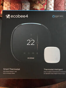 Ecobee 4 smart Thermostat for sale