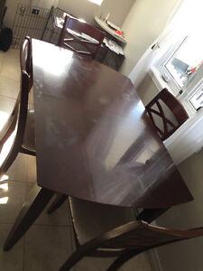 mobilier de cuisine en bon état