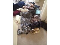Loads of clothes for sale!!!