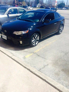2011 Kia Forte Koup **Luxury Coupe**Safety and Etested