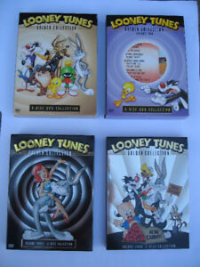 Looney Tunes Golden Collection DVD sets (price for each)