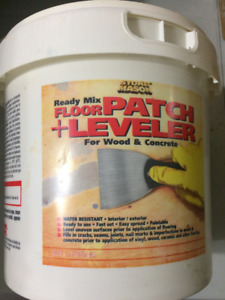 READY MIX FLOOR PATCH