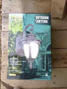 New Galaxy outdoor lantern - Peace River, Ab