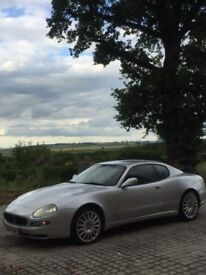 2003 Maserati Coupe 4.3 super car