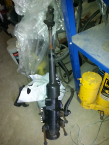 87 Monte SS steering box an shafts for sale !!