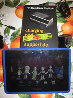 32GB Playbook with Charging Pod