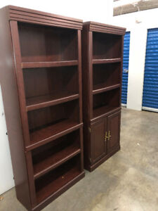 2 storage Shelves  -  Delivery
