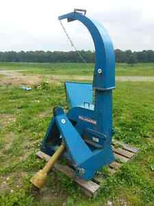 Wallenstein Wood Chipper for sale
