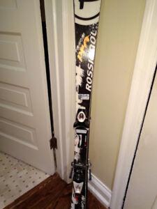Jr Race Skis - Rossingnol Race Pro 110 cm
